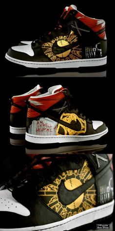 Hellraiser NIKE Custom Sneakers