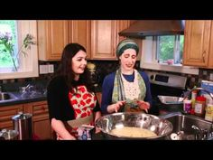 How to Make Challah with Rivka Malka The Challah Show!  https://www.youtube.com/watch?v=T3KxtT3AB4U  Every drop of prayer and love in this recipe.