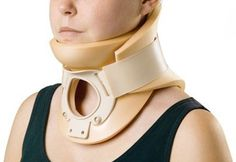 This soft neck brace immobilizes the cervical spine after an injury or surgery.  The cervical neck brace is made of lightweight closed cell foam that is molded and shaped to conform to any patient.  To check out other cervical collars go to http://www.braceability.com/neck-braces-neck-supports-neck-protectors-neck-collars/cervical-collar-neck-collar