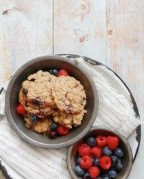 Blueberry Muffin Cookies 2 _Bakers Royale