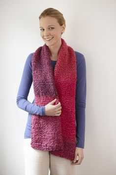 Image of Simple One Ball Scarf
