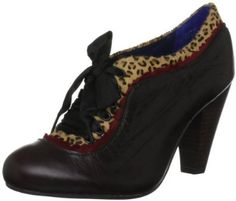 Poetic Licence Women's Backlash Brogue: Amazon.co.uk: Shoes & Accessories