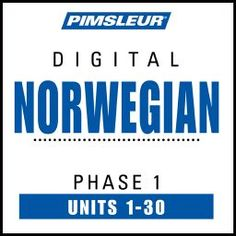 Pimsleur Norwegian Language Learning