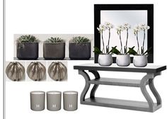 Kelly Hoppen Couture seamlessly blends her natural balance and timeless style to your brief creating a sanctuary that is all about you. Interior Accessories, Decorative Accessories, Kelly Hoppen Interiors, Timeless Fashion, Flower Arrangements, This Is Us, Art Deco, Living Room, Interior Design