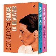 O Segundo Sexo (box) - Simone de Beauvoir (Nova Fronteira)