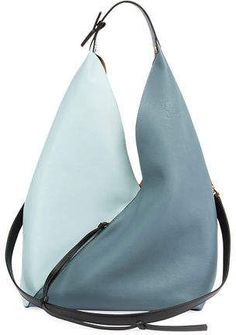 Loewe Colorblock Sling Grain Bucket Bag - #womenshandbags #womens#handbags