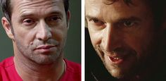 "TheFollowing - ""James Purefoy is gold. When he looks at you in the eyes, it's a little scary because you don't know if he's going to kiss you or kill you. You know, he does have that ability and I think that's what makes a great villain"". - Kevin Williamson (Creator/ Exec Producer) (⊙_◎)"