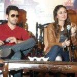 Kareena Kapoor in Kolkata to promote her upcoming Bollywood Hindi Movie Gori Tere Pyar Mein with co-star Imran Khan and director Punit Malhotra. : http://sholoanabangaliana.in/kareena-kapoor-in-kolkata-with-imran-khan-and-director-punit-malhotra-to-promote-new-bollywood-hindi-movie-gori-tere-pyar-mein/