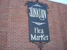8. Junktion Flea Market, Fremont