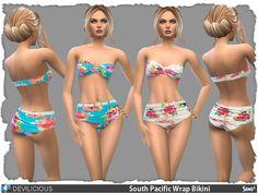 Sims 4 CC's - The Best: Bikini by Devilicous