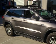 Jeep Grand Cherokee With A 2 5 Inch Lift Kit 32 Quot Tires And