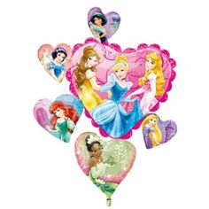 Disney princess hearts supershape balloon http://www.wfdenny.co.uk/p/disney-princesses-supershape-hearts-balloon/3340/