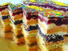 Good Food, Yummy Food, Russian Recipes, Tiramisu, Biscuits, Cheesecake, Food And Drink, Birthday Cake, Sweets