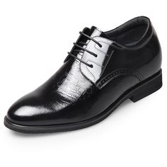 b0fad1d0129 TopoutShoes - SKU MEN 00547 - Groom elevator wedding shoes add tall 2.6inch    6.5