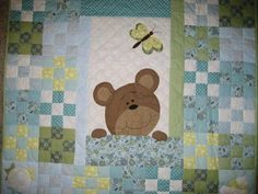 Baby Blanket To Sew Easy Baby Blankets To Sew Baby Quilt Kits To Sew Teddy Bear Quilt Idea For Baby