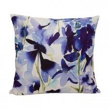harebell-blue-floral-cushion