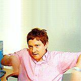 Martin Freeman gif of awesomeness.