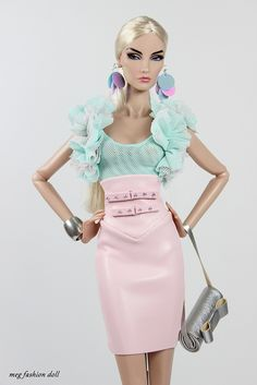 New outfit for Fashion Royalty / FR 12 ''Summer IV''