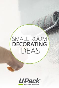 A small space doesn't have to be cluttered or thrown together — it can be creative and functional. Follow these tips for decorating small living rooms, kitchens and more.