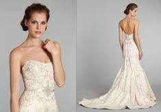 Lazaro wedding dress by DaisyCombridge