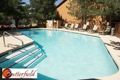 Butterfield Apartments Swimming Pool, Flagstaff, AZ