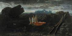 Charles Gleyre, Deluge (detail)