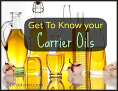 Carrier oil - what is it, what types can you use, where to find them, and everything else you need to know about using carrier oils in DIY projects.