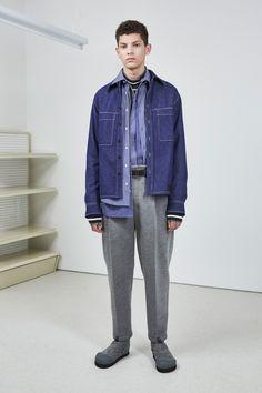 3.1 Phillip Lim Fall 2018 Menswear Collection Photos - Vogue
