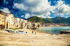 Enormous Beauty of Cefalu , Sicily (7 Images)