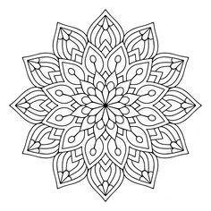 a-cute-black-and-white-mandala_1159-585.jpg (626×626)