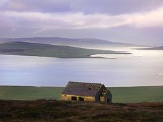 the orkney islands... a remote part of Scotland and home to Highland Park, one of my favourite Single Malts. Stunning.
