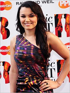 YES!!!! Samantha Barks to play in 2012 movie Les Miserables!!!!! I CAN'T WAIT!!!! She is such an awesome singer!!!!!
