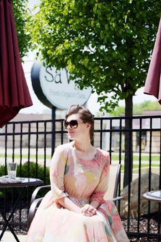 Spring Wedding Outfit: What to Wear to a Wedding | Modest Style on She's Intentional