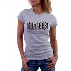 Camiseta Babylook Feminina Khaleesi