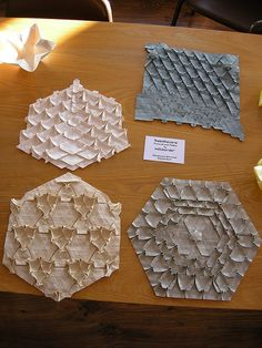 paper tessellations