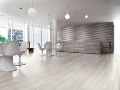 """Witte"" keramisch houten vloertegel (12-SM) Tegelhuys"