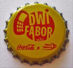Coca-Cola bottle cap | Morocco