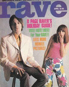 Rave Magazine. Steve Marriot