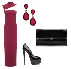 Untitled #22 by marce-castaneda on Polyvore featuring polyvore, fashion, style, Barbara Casasola, Diane Von Furstenberg and Style & Co.