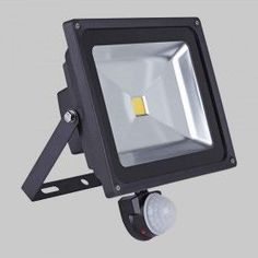 Infinity LED Floodlights With PIR//Photocell Motion-Activated Dusk to Dawn Sensor