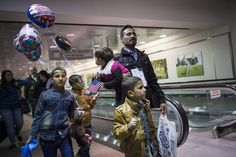 A wary start to Syrian refugees' new life in Kentucky - Amid apprehension from many in the U.S., a newly arrived family confronts their own version of fear.