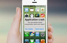 The Curious Case of Your Mobile Apps Crashing