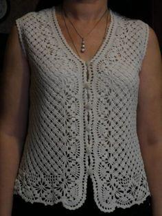 Fabulous Crochet a Little Black Crochet Dress Ideas. Georgeous Crochet a Little Black Crochet Dress Ideas. Filet Crochet, T-shirt Au Crochet, Cardigan Au Crochet, Pull Crochet, Crochet Vest Pattern, Black Crochet Dress, Crochet Jacket, Crochet Woman, Crochet Cardigan