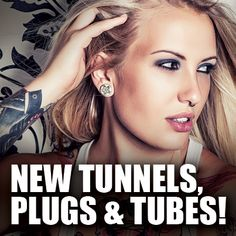New Tunnel, Plugs, Tubes at http://www.crazy-factory.com/product_listing_ng.php?d=1&type=piercing#