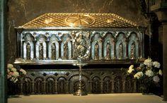 High altar   Official Tourism Website of Santiago de Compostela and its Surroundings