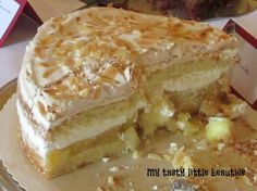 Traumhafte Apfeltorte | My tasty little beauties