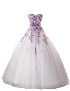New Elegant Lilac Lace Wedding Dress 2016 Sweetheart Ball Gown Bridal  Dresses Lace up Wedding Gown d2ddd69994d7