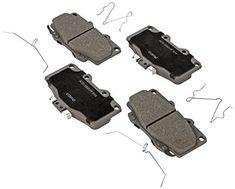 Front Ceramic Brake Pad For 2012 2014 Honda Civic Low Noise 4pcs//set Performance