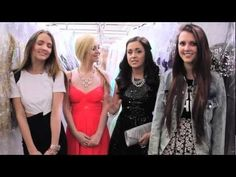 Megan and Liz take you prom dress shopping