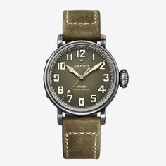 PILOT Type 20 Extra Special 40 mm watch #men #watches #watch #accessory #strap